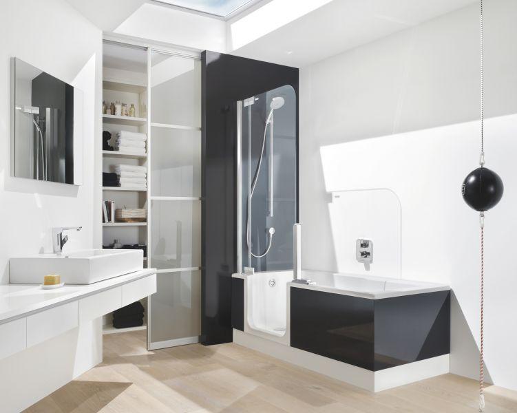 Die Dusche zum Baden - Rosenthal Bäder & Wärme GbR